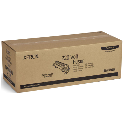 Original Fuji Xerox Fuser Unit 126K34671/73 for SC2020