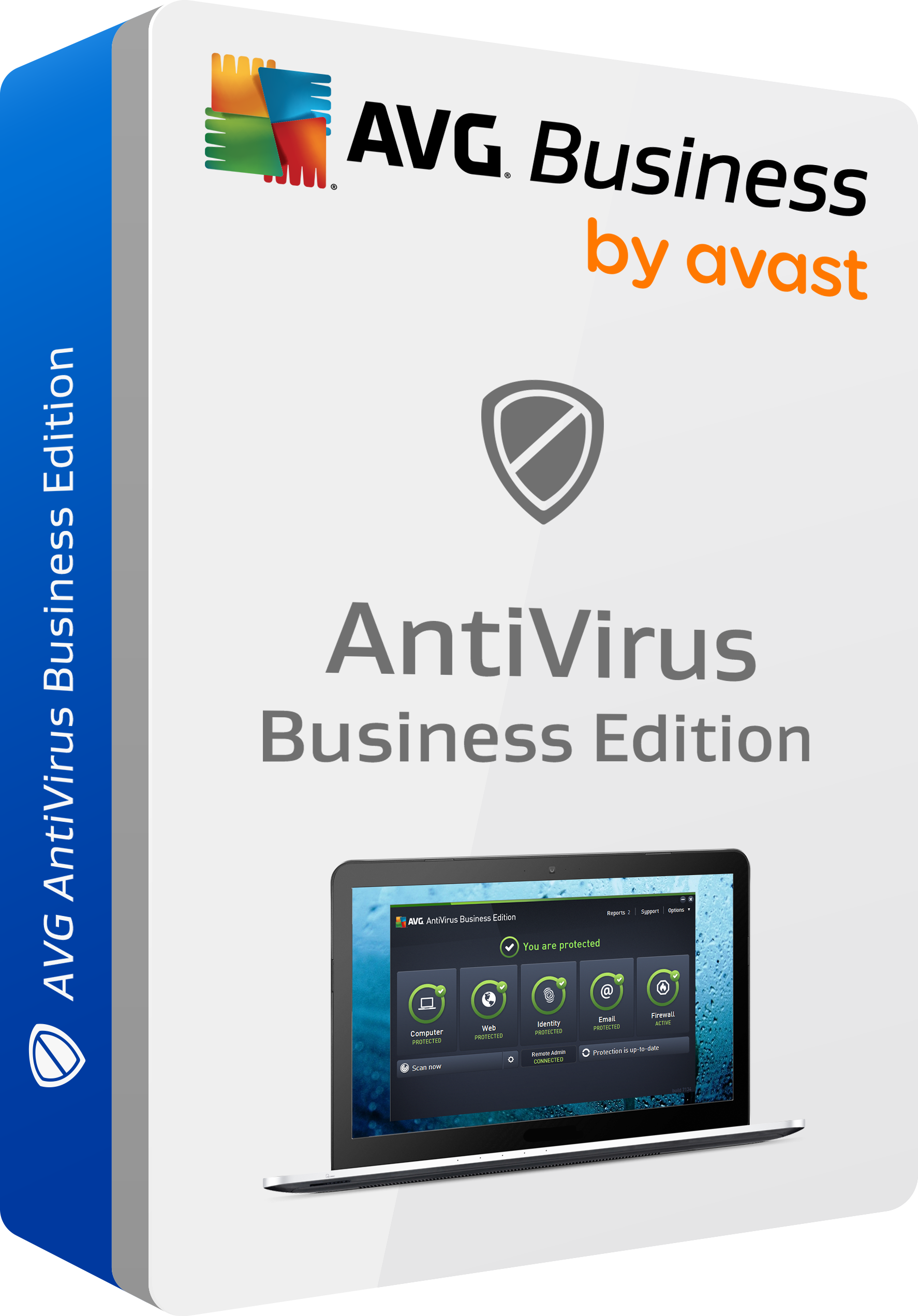 AVG Antivirus Business Edition, 3 Years License