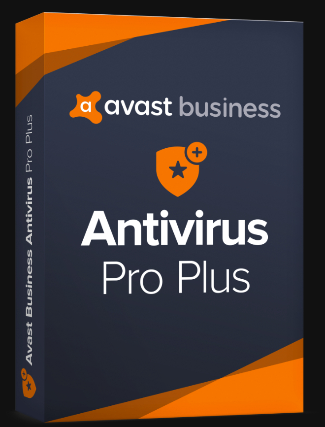Avast Business Antivirus Pro Plus Managed 1 Year License