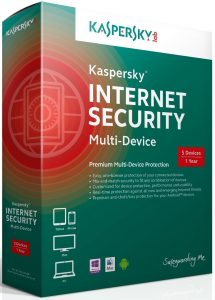 Kaspersky Internet Security 1 Year License